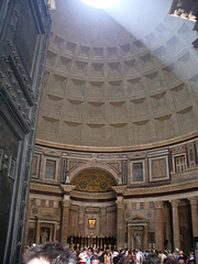 Rome's Pantheon: A pagan, then Christian, place of prayer