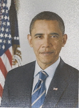 The official White House portrait. 2009.