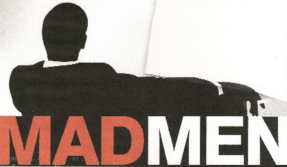 Mad Men TV show logo