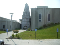 The Hindus of Minneapolis have built an ambitious temple in a suburb northwest of the city.