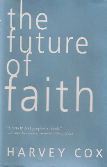book jacket future of faith by harvey cox