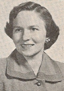 Freda Richards, Birmingham MI High School English teacher. Piper photo.