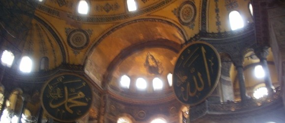 The Hagia Sophia: Where Christianity and Islam Coexist — and Clash