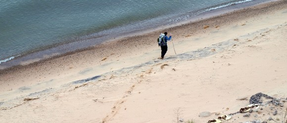 Walk 1000 Miles Around Lake Michigan? She Did It — Now I Don't Have To