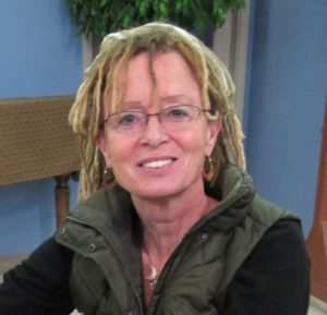 Anne Lamott. Photo by BF Newhall