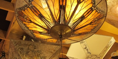 Sue Johnson's Lamps and Shades — Works of Art From a Little Shop in Berkeley