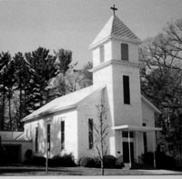 St. Vincent's Catholic Church, Pentwater, MI