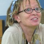 anne lamott at montclair presbyterian church november 2012. photo by bf newhall