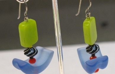 At the Sawtooth Building: Earrings for Thirty-Six Bucks . . . And Other Hand-Made Pleasures