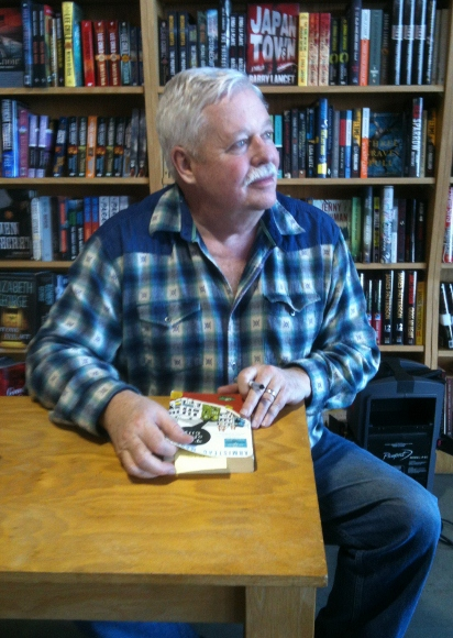 "Tales of the City author Armistead Maupin reads from ""The Days of Ana Madrigal"" at Book Passage, SF Ferry Building"