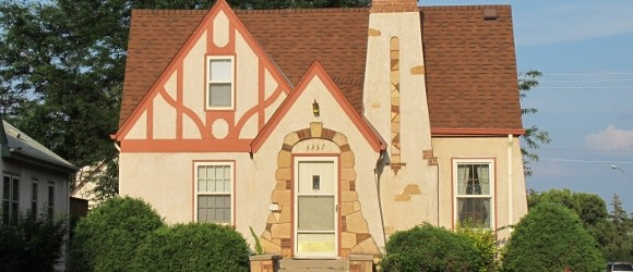 Tudor Bungalows in the Twin Cities—Little Houses With a Big Sense of Humor