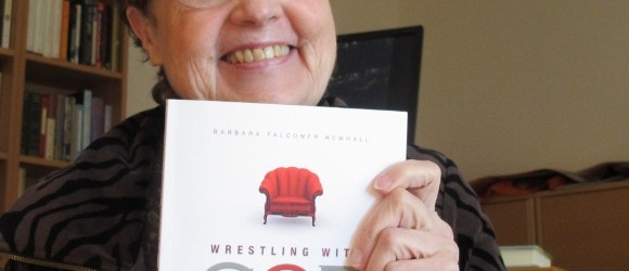 "It's Here! A Copy of ""Wrestling with God"" Has Arrived"
