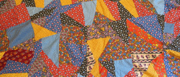 The Quilt From Hell — Forty-Two Years Later, It's Still Not Finished
