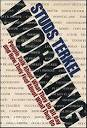 """The cover of Studs Terkel's book, """"Working."""""""