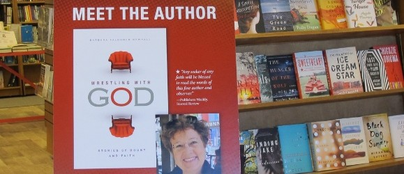 At Orinda Books: The Author Talked — And So Did the Audience