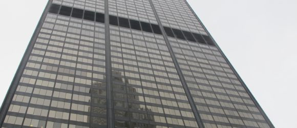 Scaling the Mighty Willis Tower — With My Acrophilic Husband