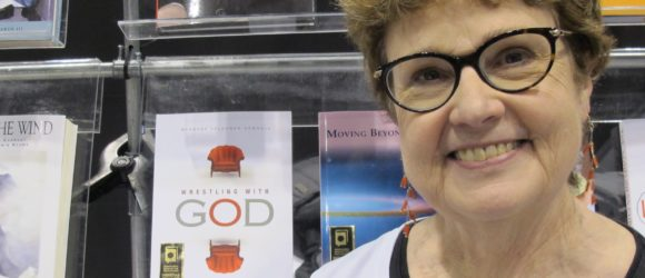 BookExpo America: Dog Books, Funny Books, Holy Books, Swag