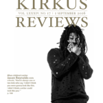 "Cover of the Sept. 1, 2016, Kirkus Review, which contains a review of ""Wrestling with God"" by Barbara Falconer Newhall"