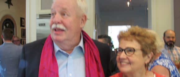 Armistead Maupin's Untold Tales — A Big Critical Success
