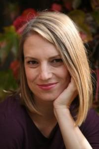 "Julie Barton, author of ""Dog Medicine,"" 2015, Think Piece Press. Photo by Coleen Gallagher"